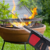 Iniciador de fuego - Soplador eléctrico