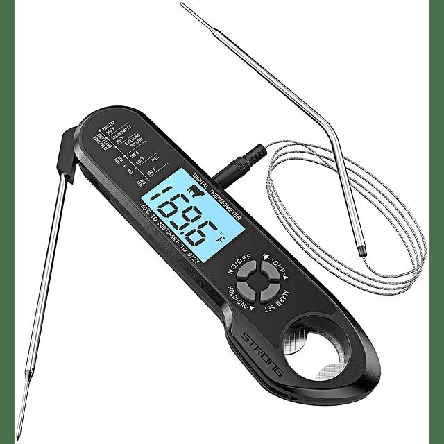 Termómetro Tipo Navaja con Sonda