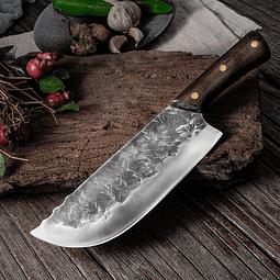 Cuchillo Carnicero 30 cm,  Acero inoxidable 5Cr15Mov