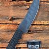 Cuchillo Damasco Modelo Pantera 35 Cm