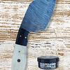 Cuchillo Damasco Modelo Polar 25 cm