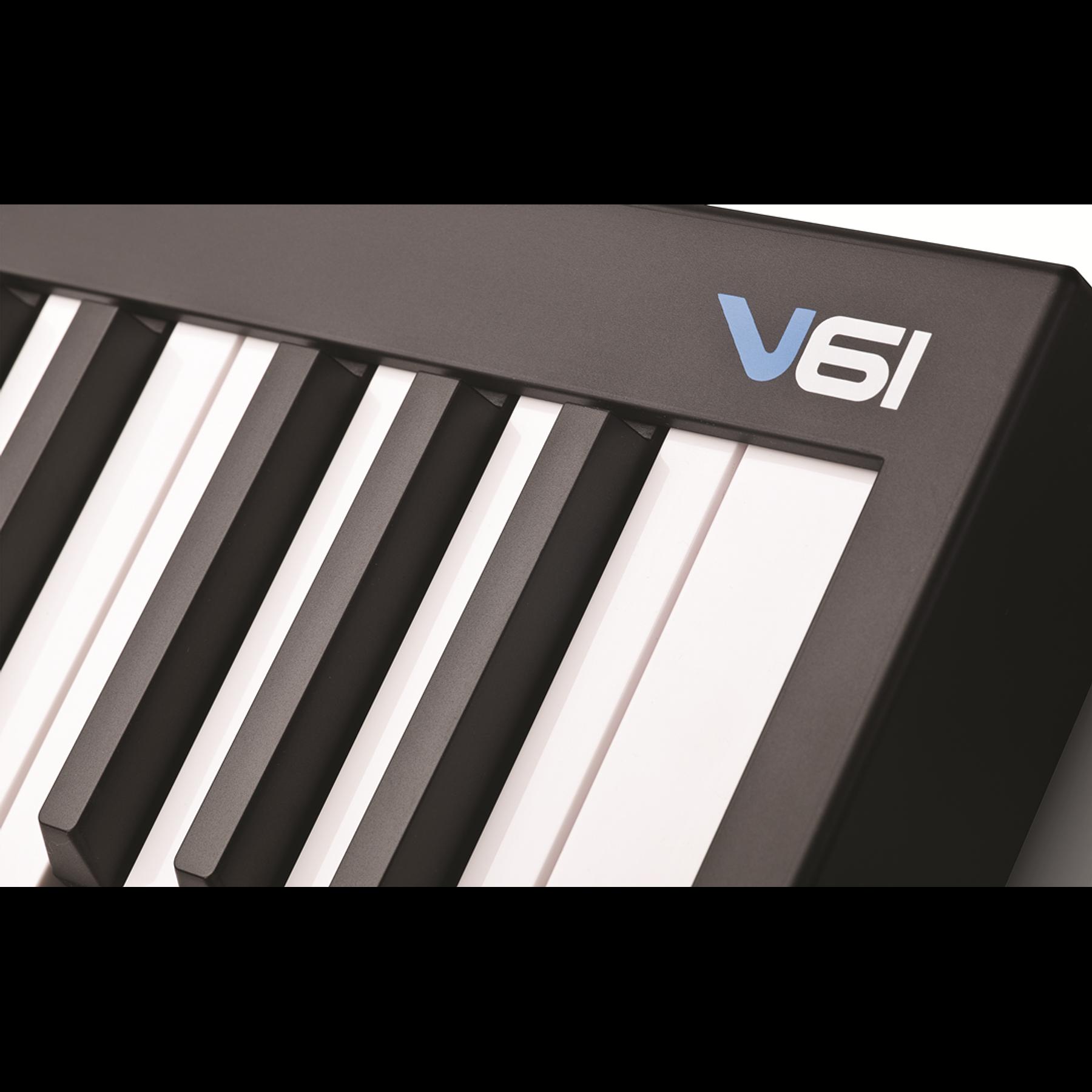 Controlador midi V61 Alesis