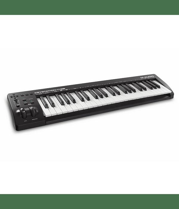 Controlador Midi Keystation 49 MK3 M-Audio