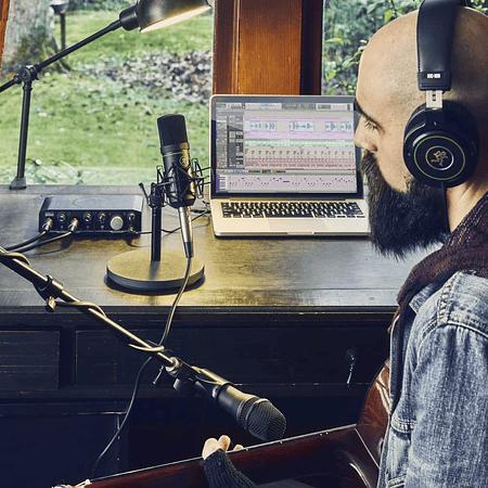 Pack Home Studio Producer Mackie