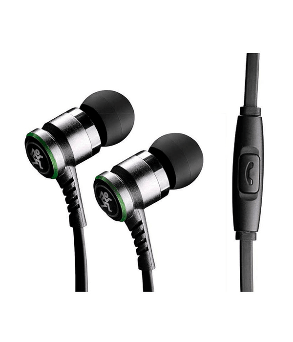 Audífonos Mackie In Ear CR-Buds, Negro