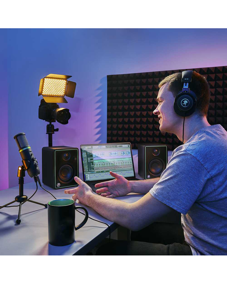 Pack Home Studio CREATOR, Mackie