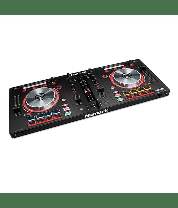 Controlador DJ MixTrack Pro 3 Numark, 2 canales
