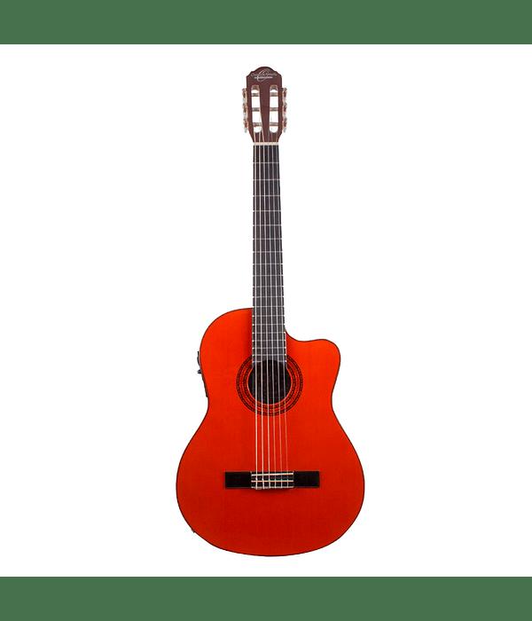 Guitarra Electroacústica OC9CE Oscar Schmidt, Color Natural