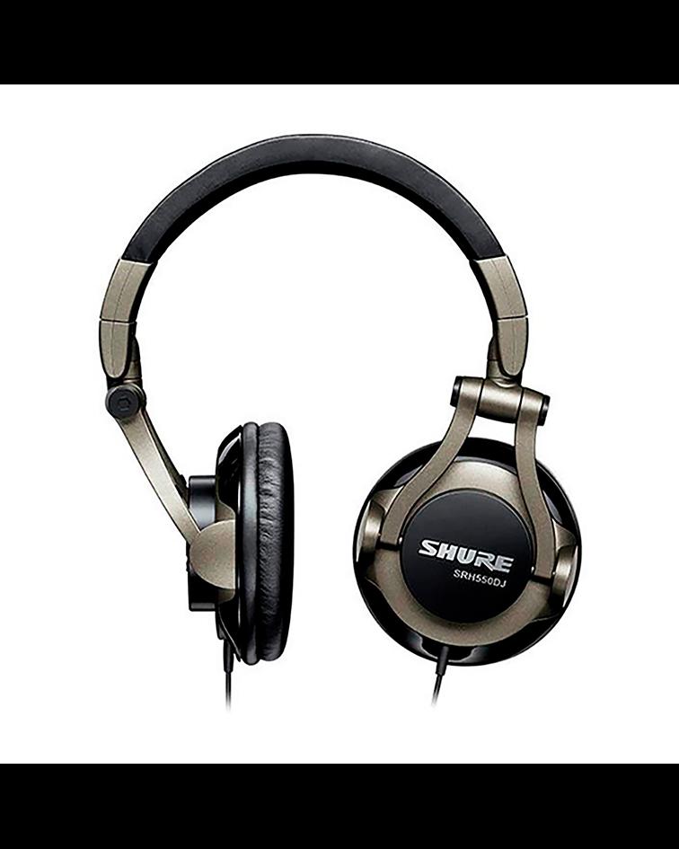 Audífonos para DJ SRH550 Shure