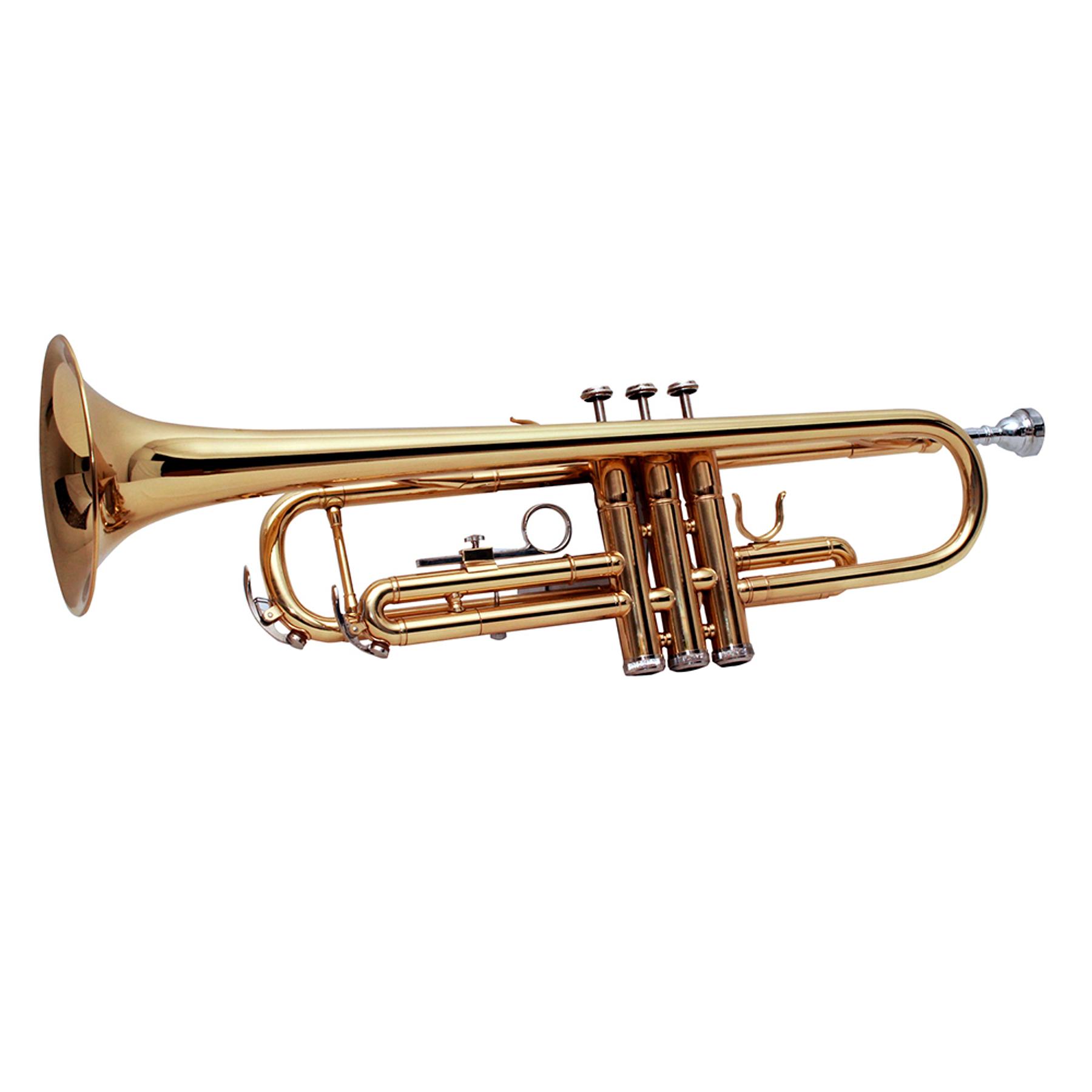 Trompeta LTD01 Lübeck, Color Dorado