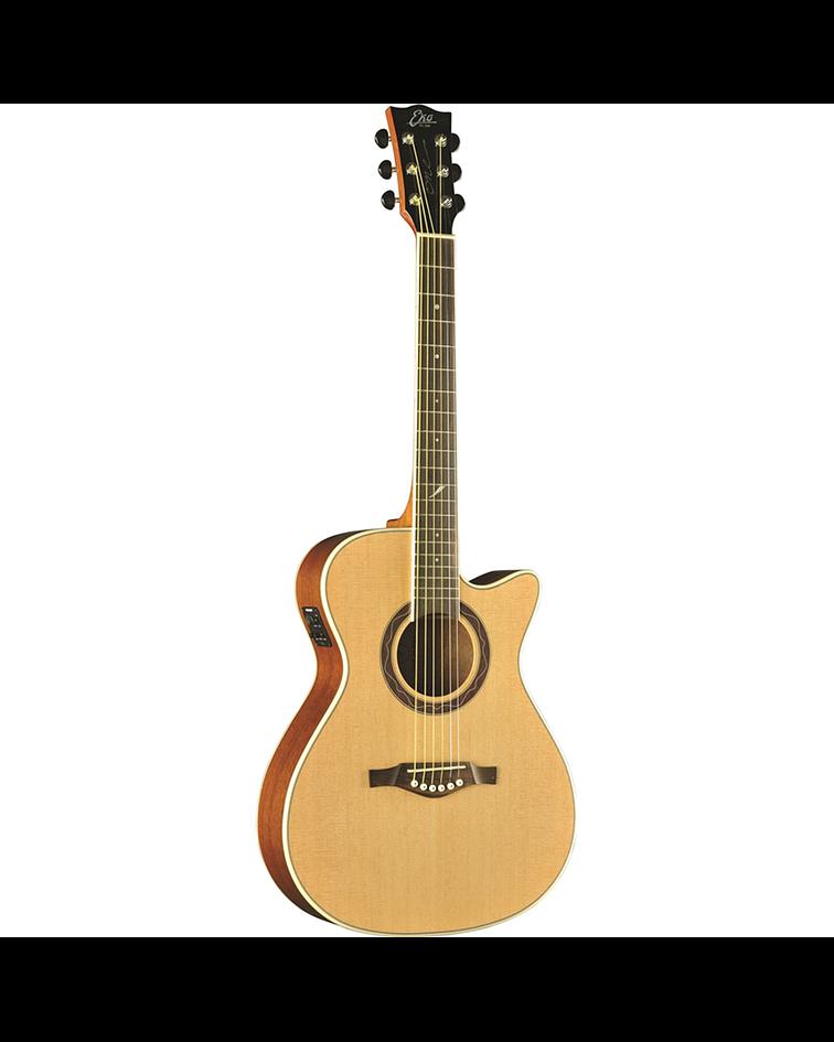 Guitarra Electroacustica ONE 018 CW EQ Natural