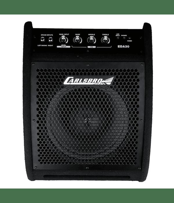 Amplificador de Bateria Carlsbro EDA30
