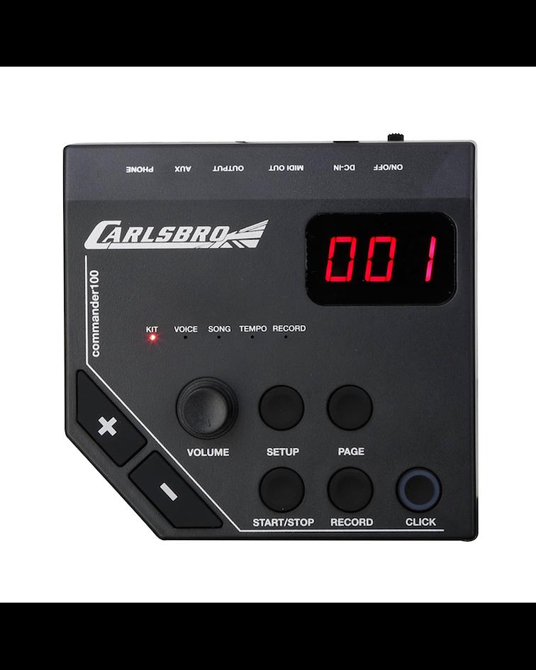 Pack Bateria Electrónica CLUB100BP1 Carlsbro