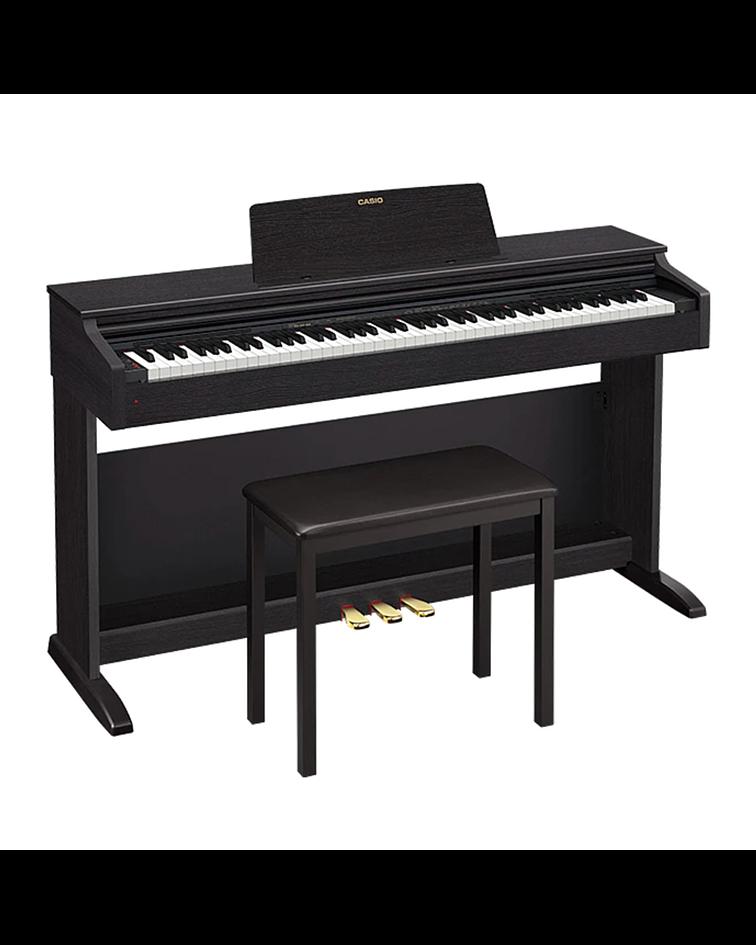 Piano digital Casio AP-270 Celviano, color negro