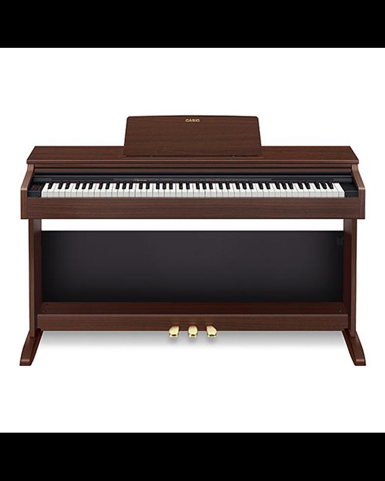 Piano digital Casio AP-270 Celviano, color Café