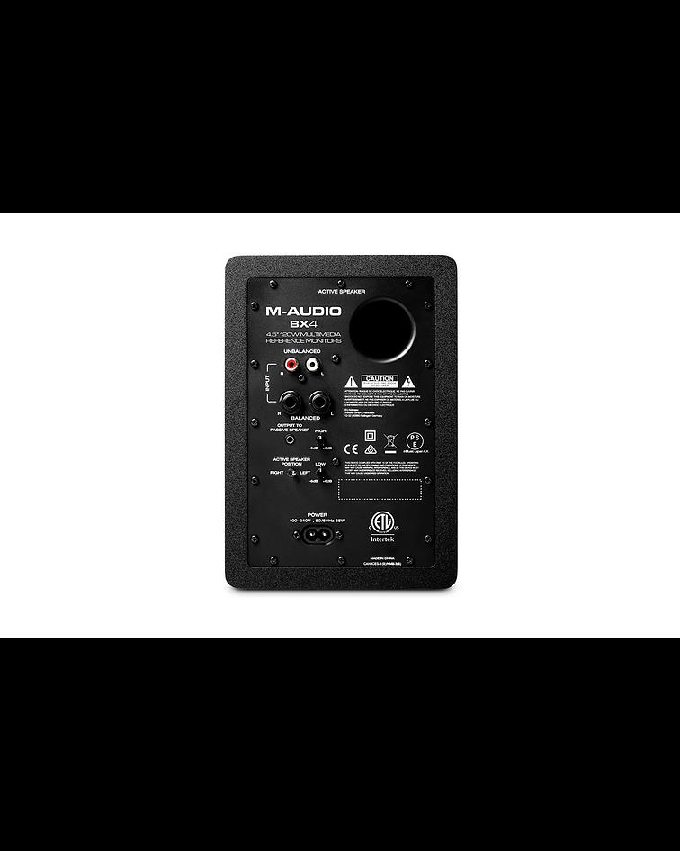 Monitor De Estudio BX4 (par) M-AUDIO