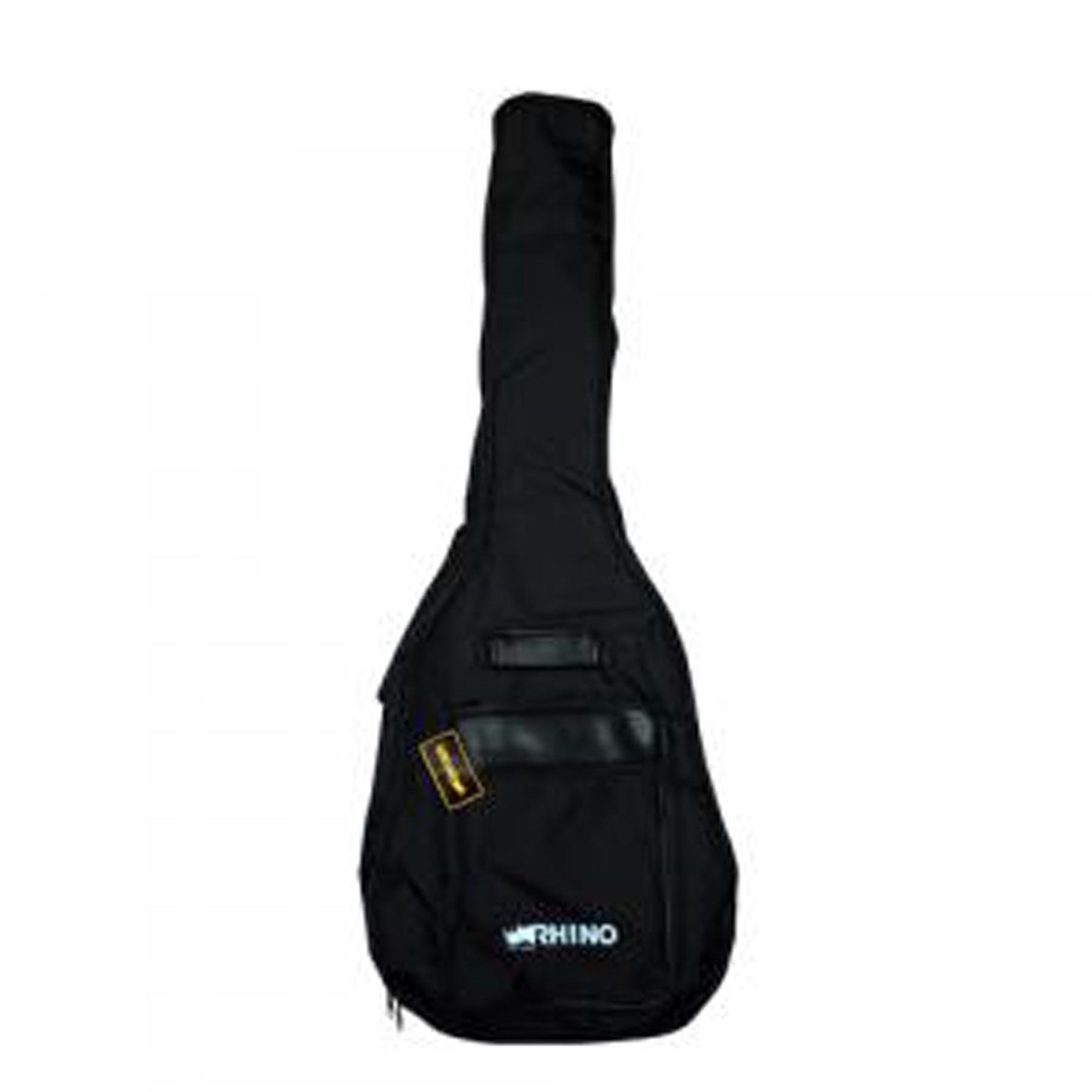 Funda para Guitarra Acústica, Acolchada, 10MM Rhino