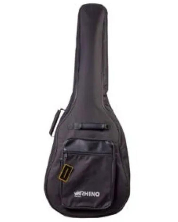 Funda de guitarra eléctrica acolchada Rhino