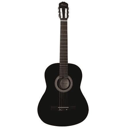 "Guitarra Clásica 39"" Negra Mercury"