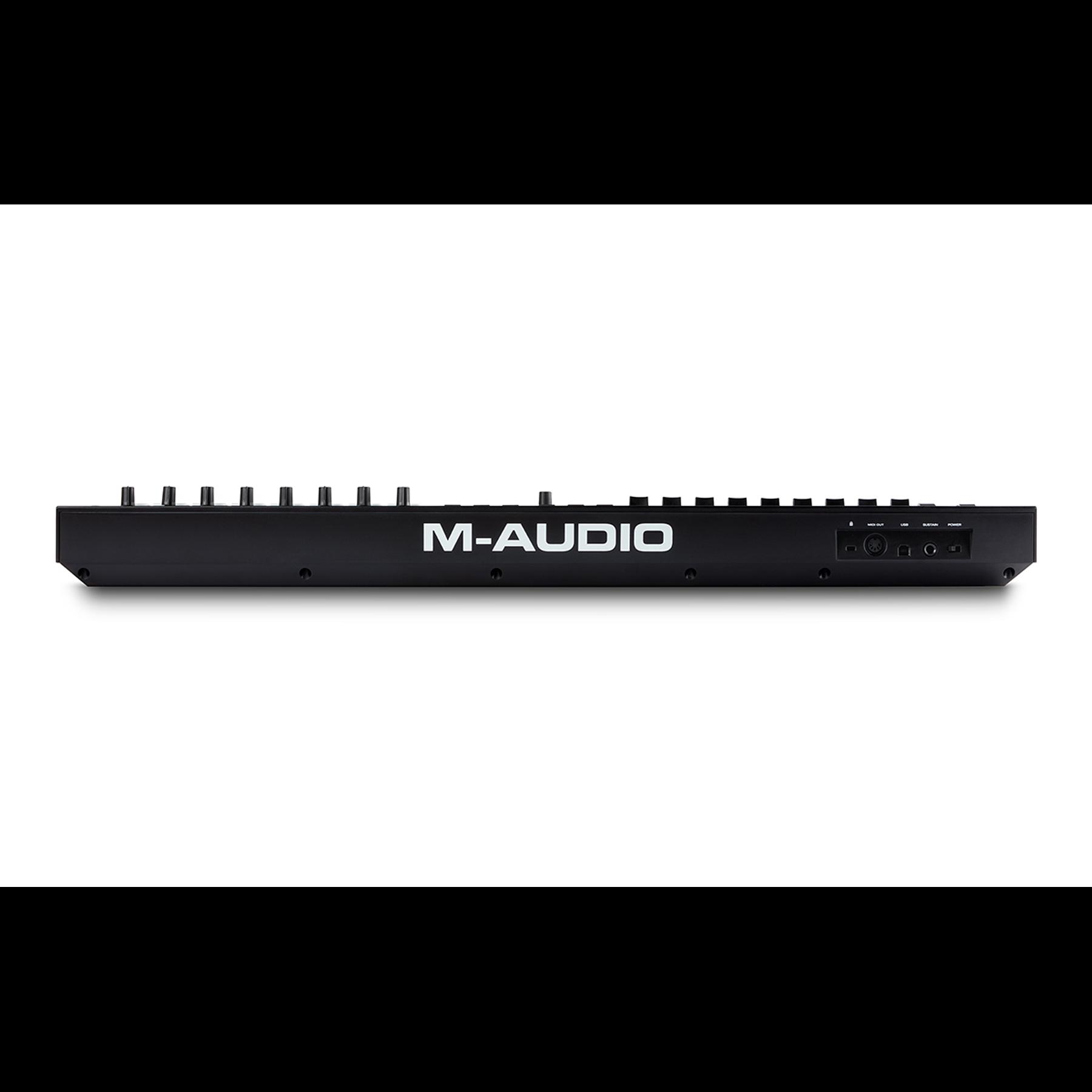 Controlador Midi Oxygen Pro 49 M-Audio