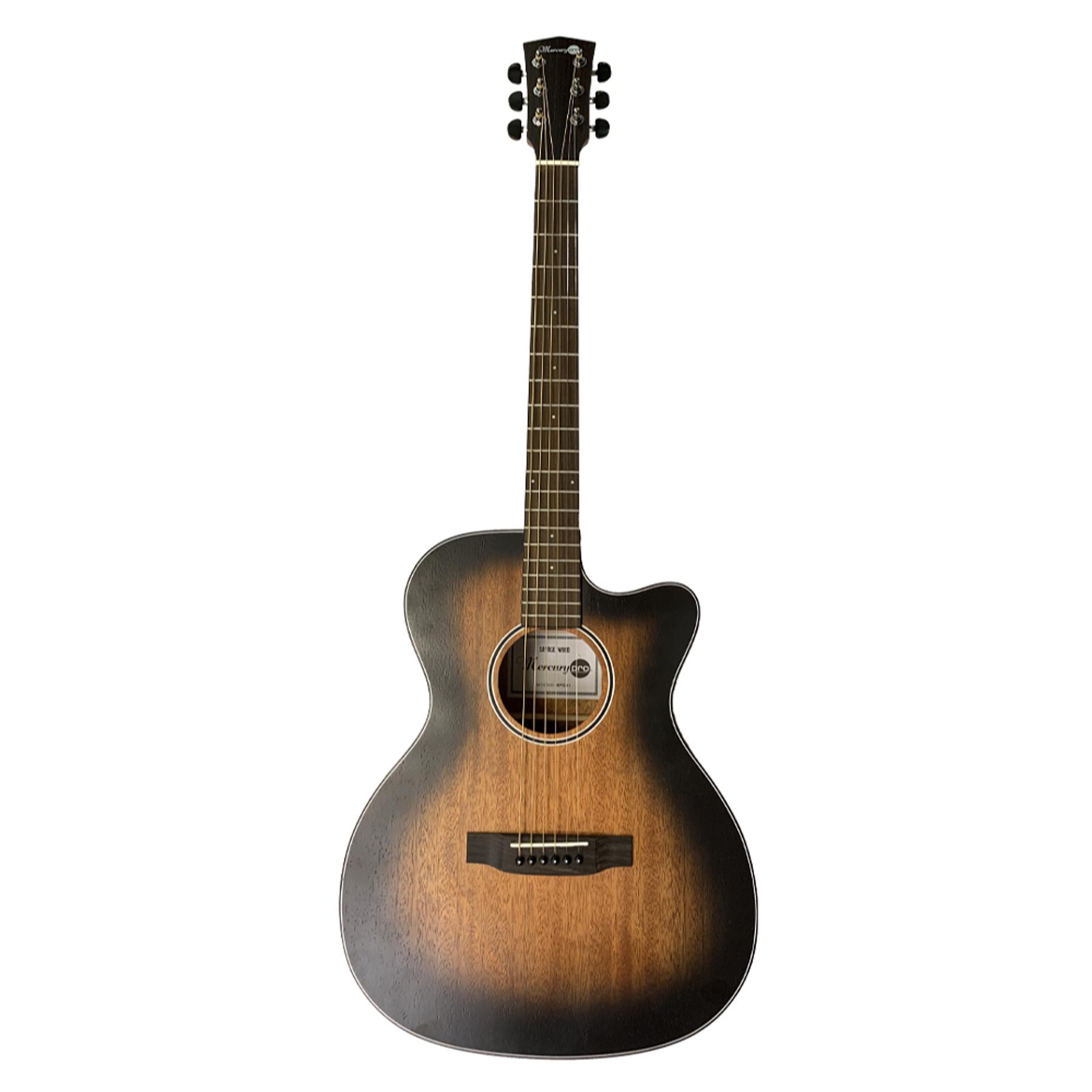 Guitarra Electroacustica MPG01 Caoba Mercury