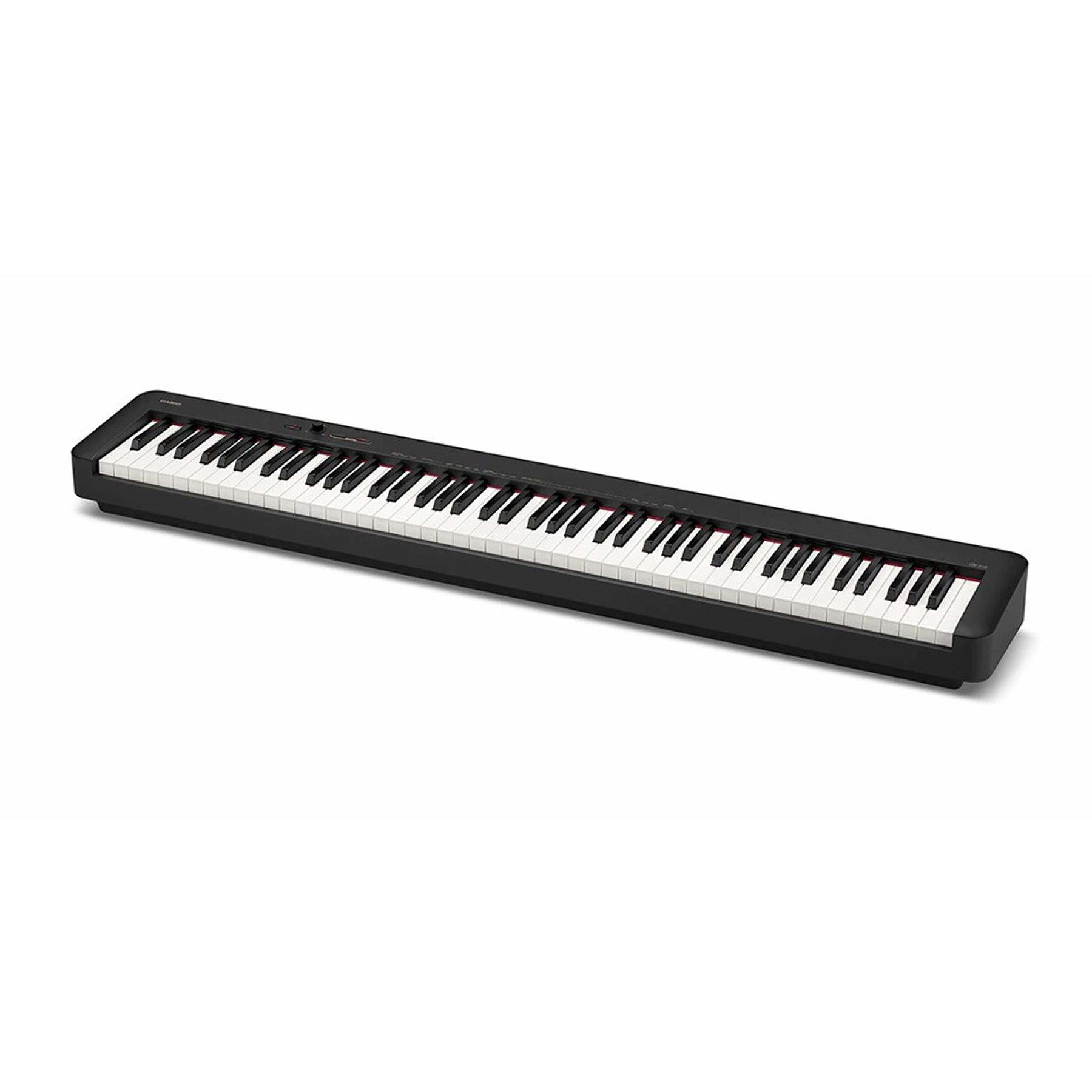 Piano Digital Casio CDP-S110BK