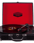 Tornamesa Maleta Odyssey Negro - Triumph