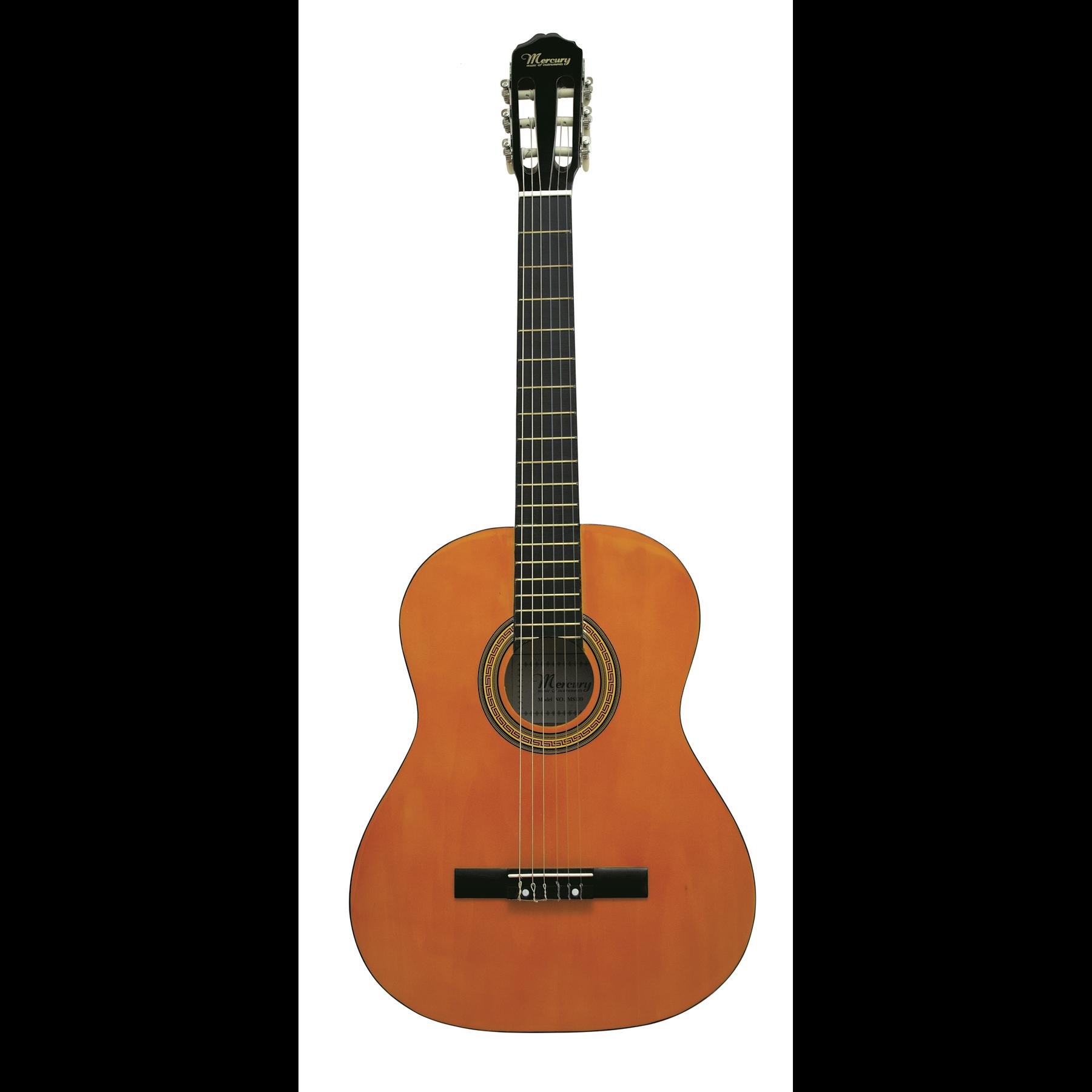 Guitarra Clasica Natural Mercury