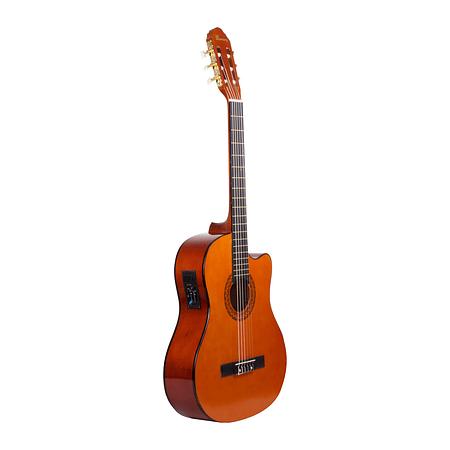 Guitarra Electroacustica Mean1 Natural Mercury