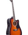 Guitarra Electroacustica Msea1cu SB Mercury