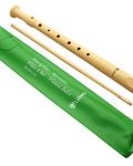 Flauta Dulce Soprano Digitación Alemana Lübeck