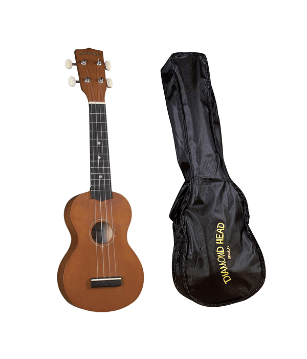 Ukelele Soprano Du-150 Diamond Head