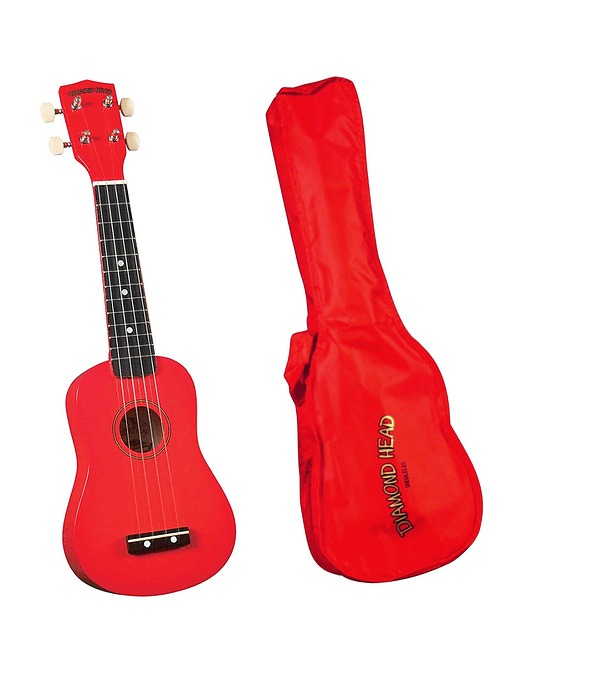 Ukelele Soprano Du-102 Diamond Head