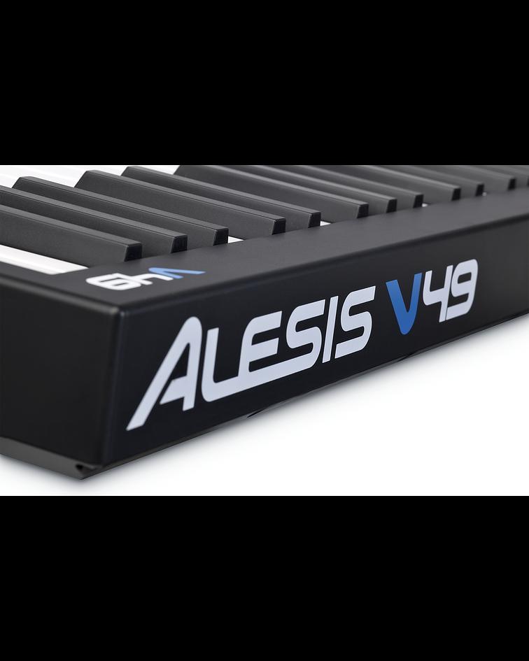 Controlador Midi V49 Alesis