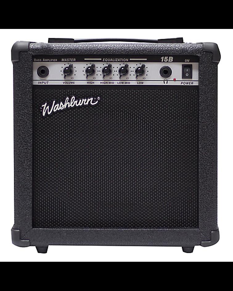 Pack Bajo Electrico WSB500TS Washburn