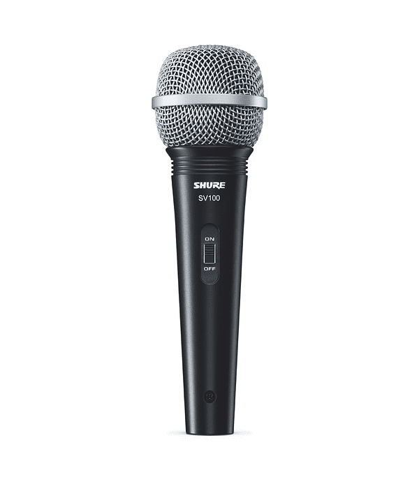 Microfono Vocal Sv100 Shure