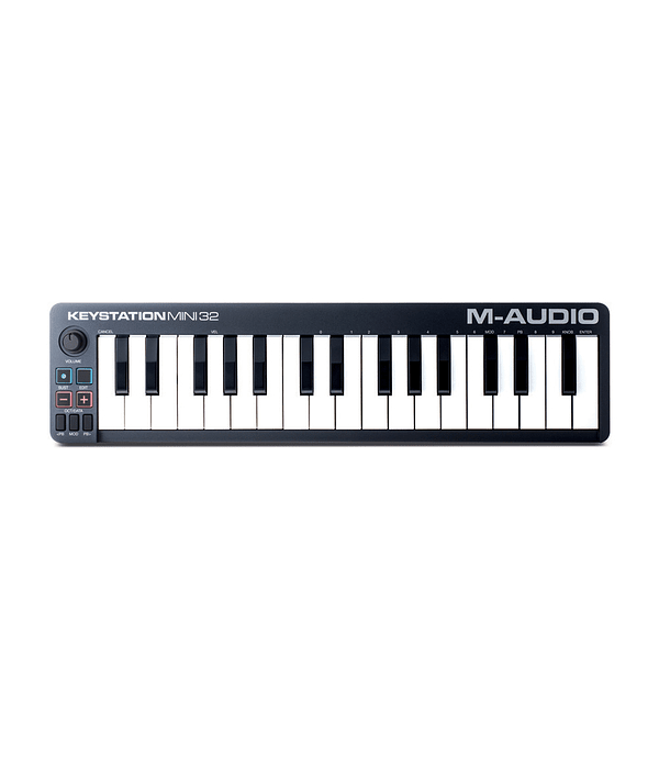 Controlador Midi Keystation Mini 32 M-Audio