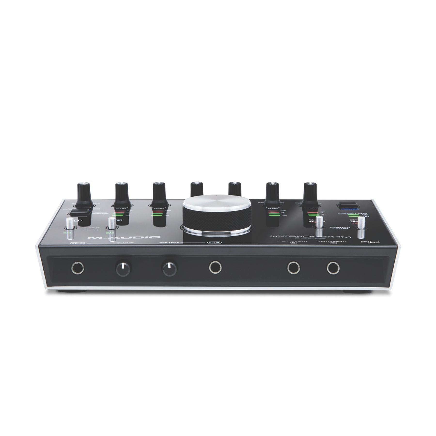 Interfaz USB Mtrack 8X4M M-Audio
