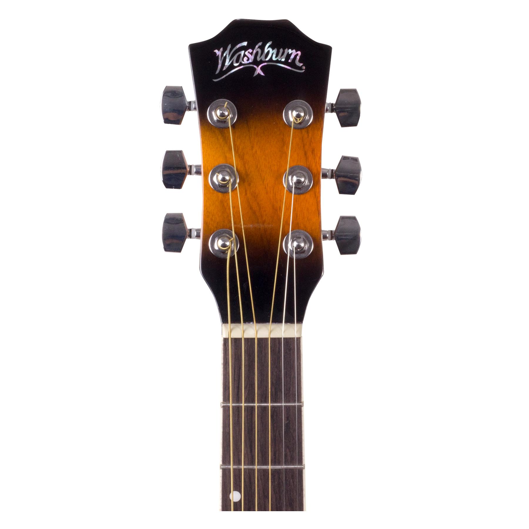 Guitarra Electroacustica WA45CETS Washburn