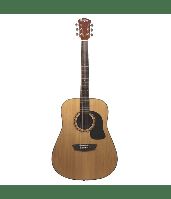 Guitarra Acustica AD5K con Case Washburn