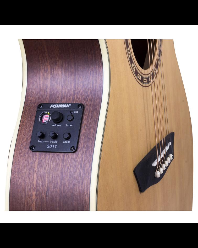 Guitarra Electroacustica WF19CE Washburn