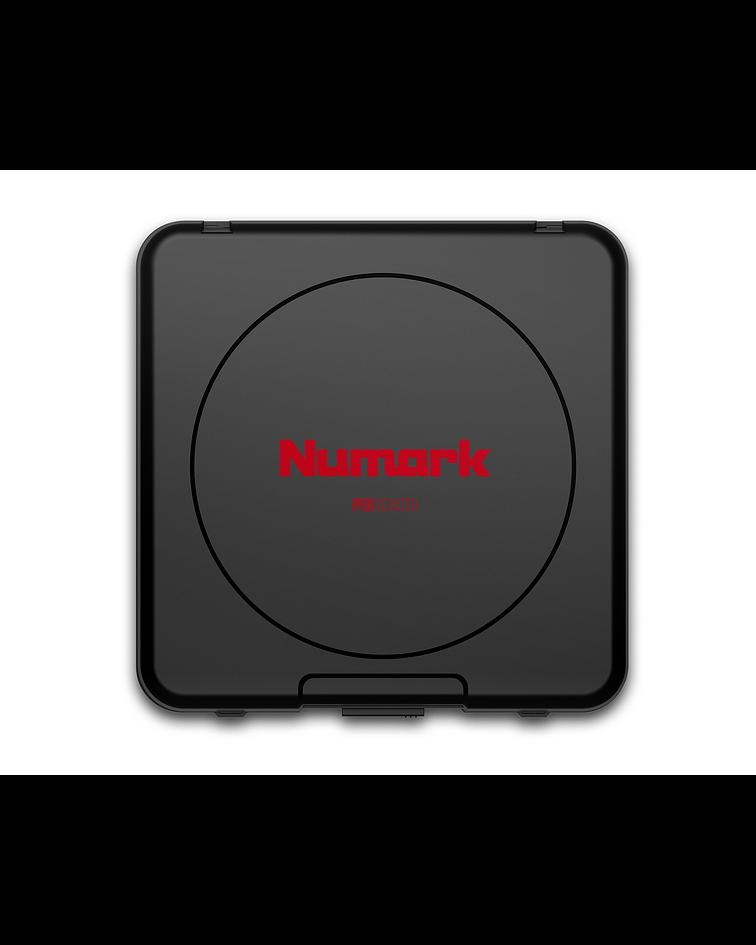Tornamesa Portatil con Switch Scratch DJ PT01 Numark