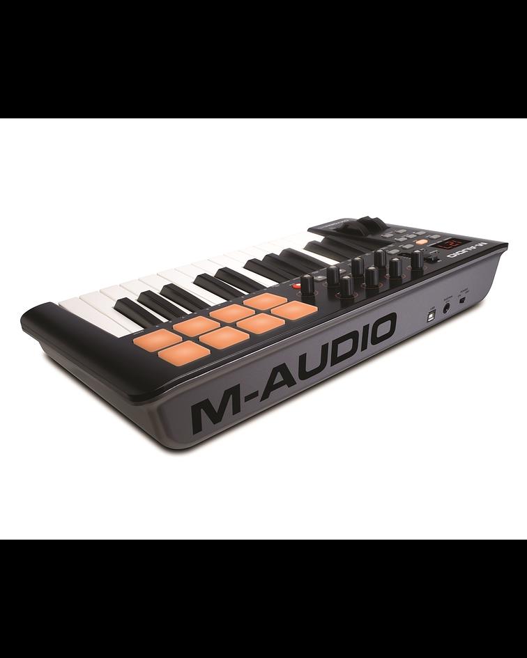 Controlador Midi Oxygen 25 IV M-Audio