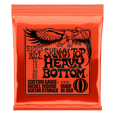 Cuerdas Skinny Top Heavy Bottom 2215 Ernie Ball
