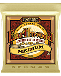 Cuerdas Earthwood 80/20 Bronze Acoustic Medium 2002 Ernie Ball