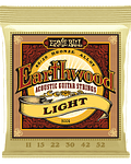 Cuerdas Earthwood 80/20 Bronze Acoustic Light 2004 Ernie Ball