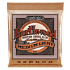 Cuerdas Earthwood Phosphor Bronze Acoustic Medium Light 2146 Ernie Ball