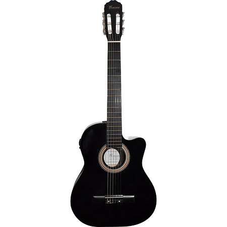 Guitarra Electroacustica Mean1 Negra Mercury