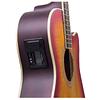 Guitarra Electroacustica Auditorium Oscar Schmidt - Cherry Sunburst