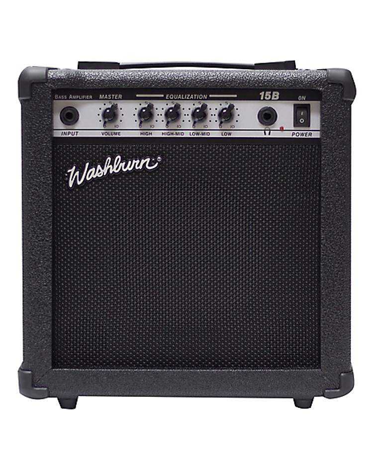 Pack Bajo Electrico WSB500B Washburn